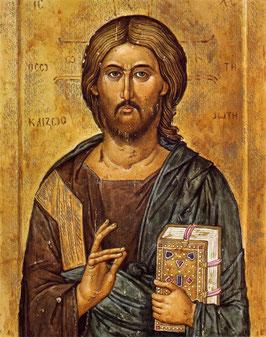 Christus, Erlöser und Quelle des Lebens