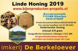 Linde Honing 470 gram