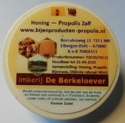 Honing- Propoliszalf