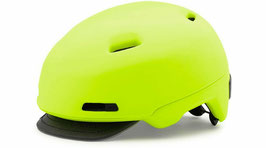 Giro Sutton City-Helm Fahrradhelm Gr. S (51-55cm) highlight yellow NEU