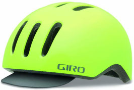 Giro Reverb Fahrradhelm Gr. M (55-59cm) highlight yellow NEU