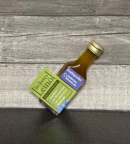 Einmalige Gratisprobe 20 ml Leckeres Bio Leinöl