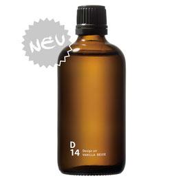 ***NEU*** SOLO piezo oil (100 ml) - passendes Öl zu SOLO piezo Diffuser - Design Air Vanilla Beige D14