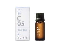Clean Air C05 - hochwertiges Cool Feel 10ml essential oil