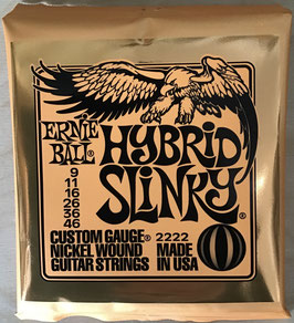 Earnie Ball 2222 Hybrid Slinky 9-46