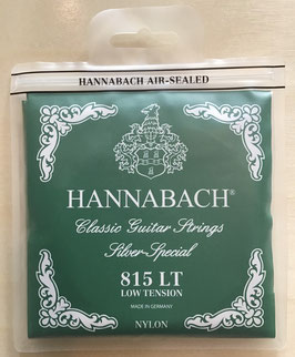 Hannabach Silver Special 815 LT