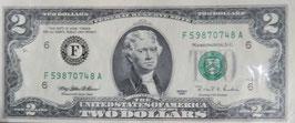 アメリカ合衆国(独立200周年記念紙幣) 未使用