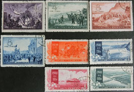 人民解放軍建軍30周年 黄河治水計画
