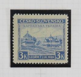 チェコスロバキア西暦1939年