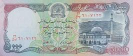 アフガニスタン・イスラム国 未使用