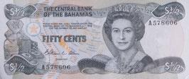 バハマ国 未使用