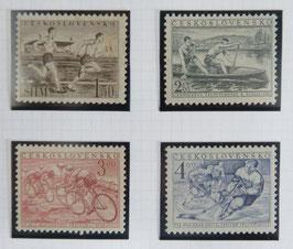 チェコスロバキア 西暦1949年