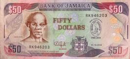 ジャマイカ 中央銀行50周年
