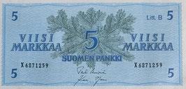 フィンランド未使用