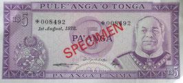 トンガ王国