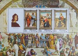韓国記念切手小型シート