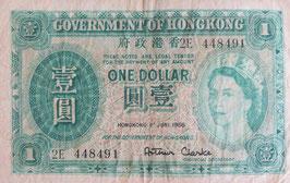 香港政府 壱圓