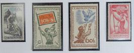 チェコスロバキア 西暦1957年