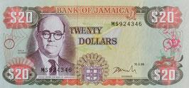 ジャマイカ未使用