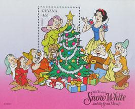 クリスマスの白雪姫 ガイアナ共和国