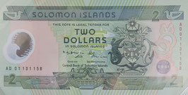 ソロモン諸島 中央銀行創設25周年