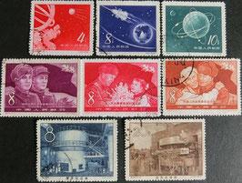 ソ連の人工衛星 人民志願軍旋風 原子炉完成
