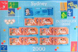 オーストラリアオリンピック大会