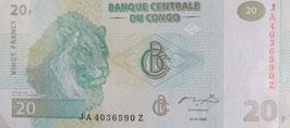 コンゴ共和国 未使用