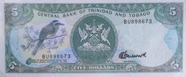 トリニダード・トバゴ共和国 未使用