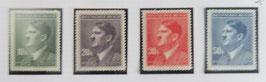 ドイツヒットラー 西暦1933年