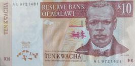 マラウイ共和国 未使用