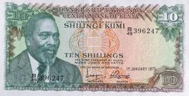 ケニア未使用