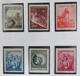 チェコスロバキア 西暦1945年
