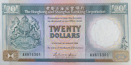 香港上海涯豊銀行