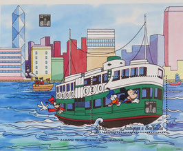 ミッキーの香港旅行 アンチグアテマラ