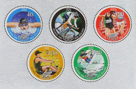 オリンピック記念切手 ニュジーランド