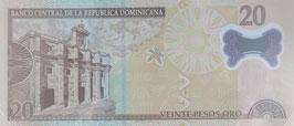 ドミニカ共和国 未使用
