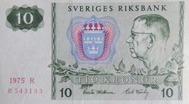 スウェーデン国立銀行未使用