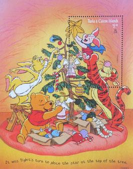 クリスマスのプーさん ダークスカイコス諸島