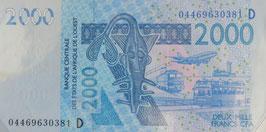 西アフリカ諸国通貨連合 マリ共和国 未使用