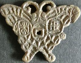蝶金祭銭 西暦1237年
