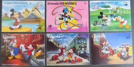 グレナディーン諸島・ウガンダ共和国