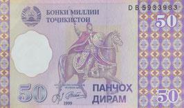 タジキスタン共和国 未使用