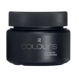 Colours Nail Polish Remover-Box