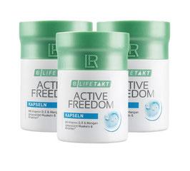 Active Freedom Kapseln 3er Pack
