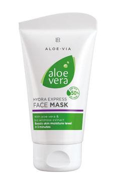 Express Feuchtigkeits Gesichtsmaske