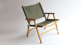 Kermit Chair-Olive Green