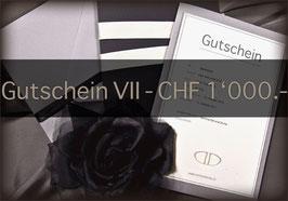 Gutschein VII : BDSM-Suite