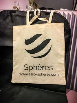 Tote Bag Sphères