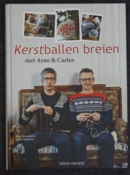 """""""Kerstballen breien"""" boek"""